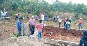 Contribuye Diputada Laura Estrada Mauro con alumnado y docentes en colonia Nuevo Tuxtepec