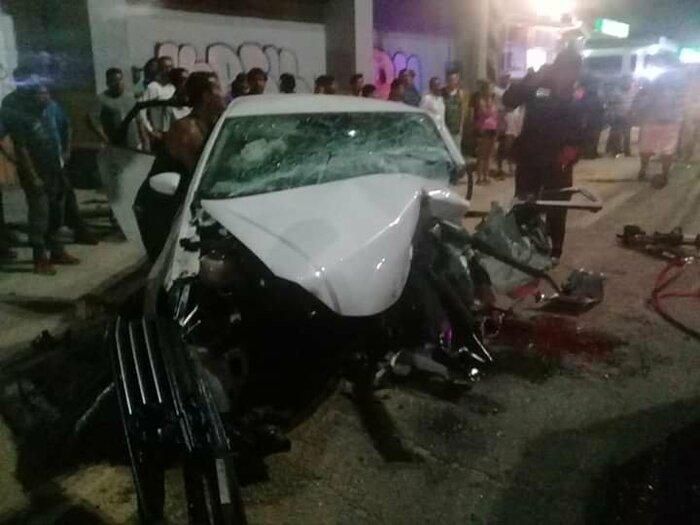 Fatal accidente en Puerto Escondido - TV BUS Canal de comunicación urbana