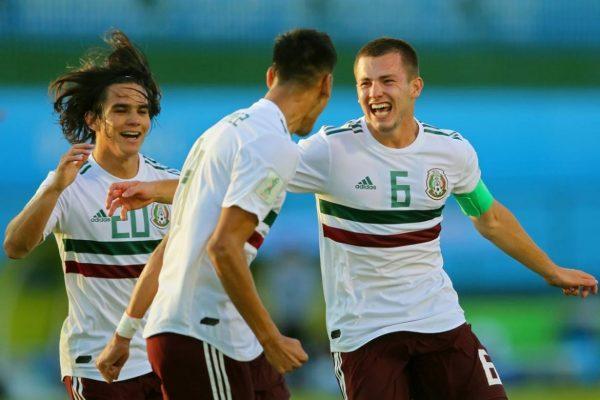 México sub 17 elimina a Japón y va a cuartos en el Mundial
