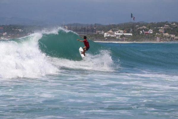 Culminan los Juegos Nacionales de Surf 2019
