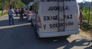 Avanza caravana de Juquila a Oaxaca
