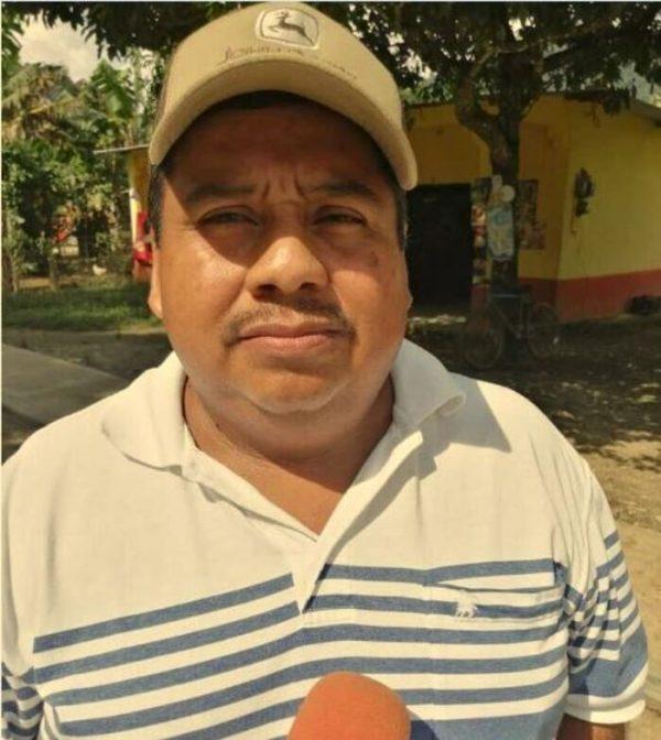 Agente de Paso Nuevo la Hamaca analiza su posible reelección, por petición del pueblo