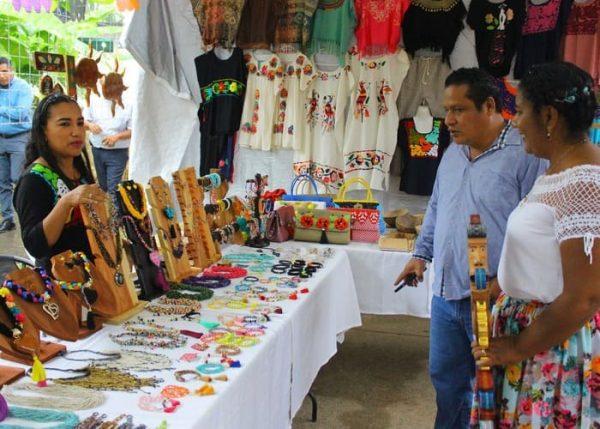 Inauguran Feria Mueblera, Artesanal y Textil, Chiltepec 2019; única en la región