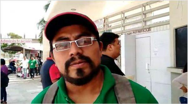 Gobierno del estado no ha atendido conflicto por desalojo en Xoxocotlan: Desplazado