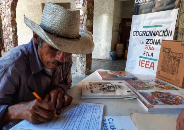 Convoca IEEA a acreditar y certificar estudios básicos en Jornada Nacional