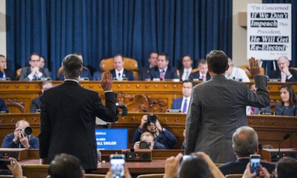 Inician audiencias públicas sobre proceso de juicio político a Trump