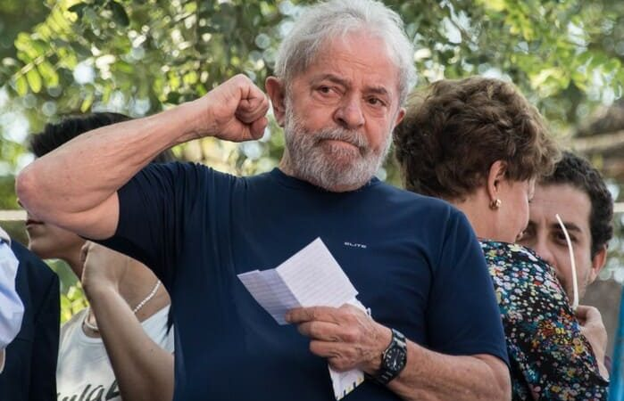Juez ordena la liberación del expresidente de Brasil Lula da Silva