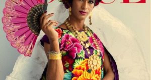 Mujer muxe protagoniza portada de Vogue México y Latinoamérica