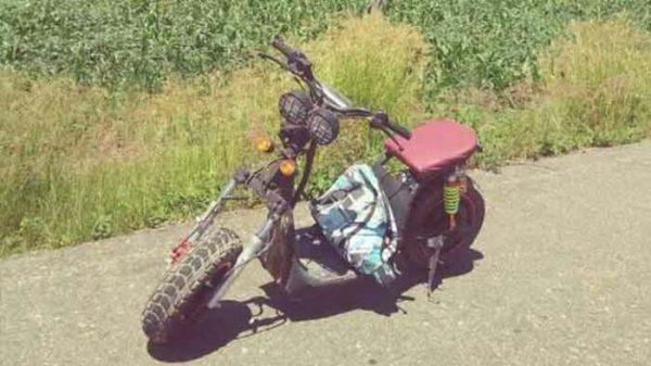Roban proyecto de motocicleta de alumnos de la UTM