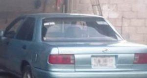 Roban vehículo en Huajuapan