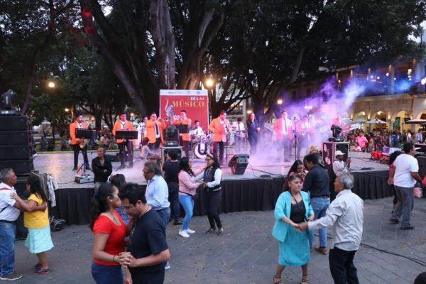 Celebró Seculta el Día del Músico con eventos musicales