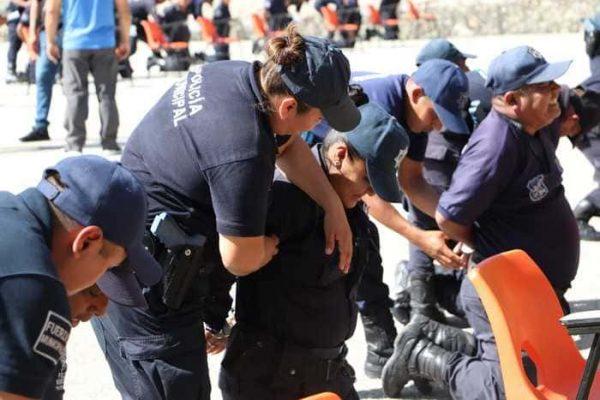 Inaugura SMO capacitación policial para municipios con Alerta de Género