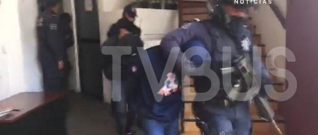 Detienen en Santa Lucía del Camino a banda dedicada al presunto robo de motocicletas y extorsión