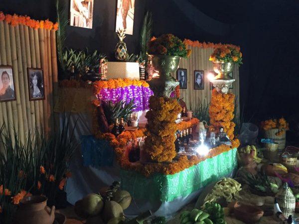 """Clausuran muestra de altares en el museo """"Casa Verde"""" de Tuxtepec"""