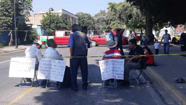 Continúan con plan de acción, supervisores de la Sección 22 en Oaxaca
