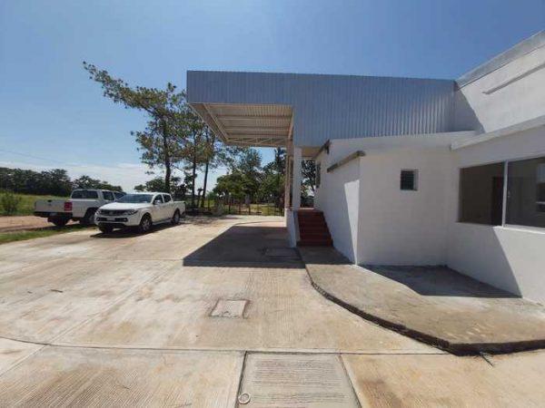Se atrasa inauguración del centro de acopio de leche de Loma Bonita