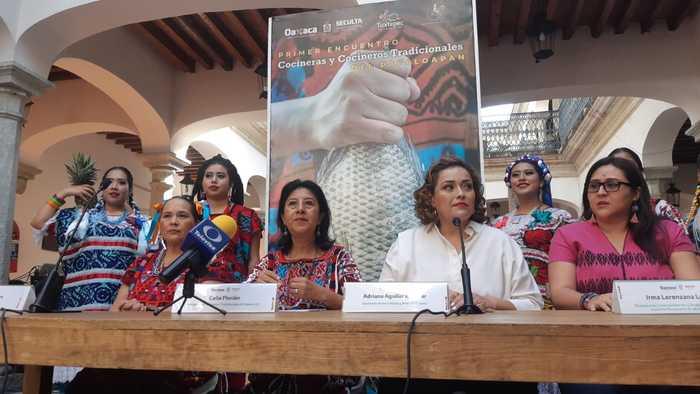 Con encuentro de cocineras tradicionales, se busca reactivar la economía en la Cuenca
