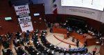 CNDH–INE: El golpismo de la 4T en el Senado se denunció fraude durante la elección de Rosario Piedra como titular de la CNDH