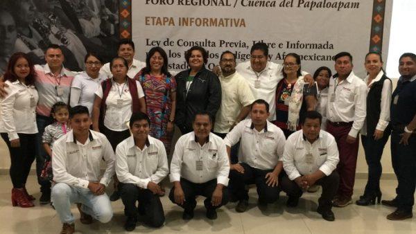 Realizan foro regional de Ley de consulta indígena de Oaxaca