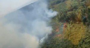 Para evitar  incendios en la región, capacitan a personal forestal y agropecuario