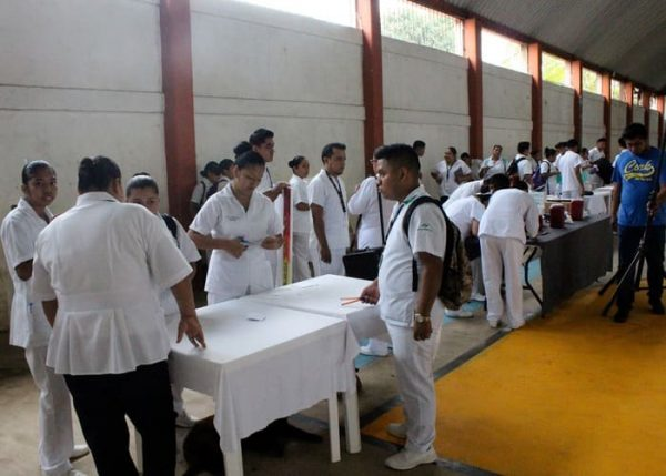 Realizan Jornada de Salud en Chiltepec