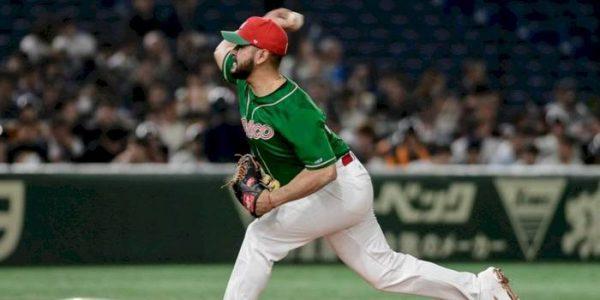 México pierde invicto ante Japón, preolímpico de beisbol
