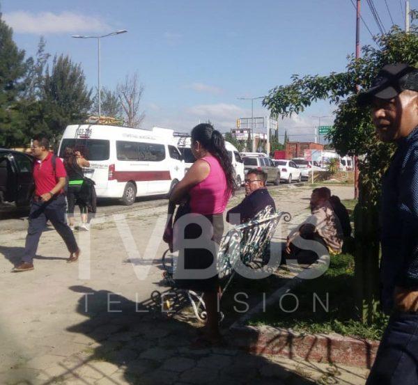 Llegan refuerzos de Juquila a Oaxaca