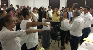 CEPCO toma protesta a comités comunales de Tuxtepec