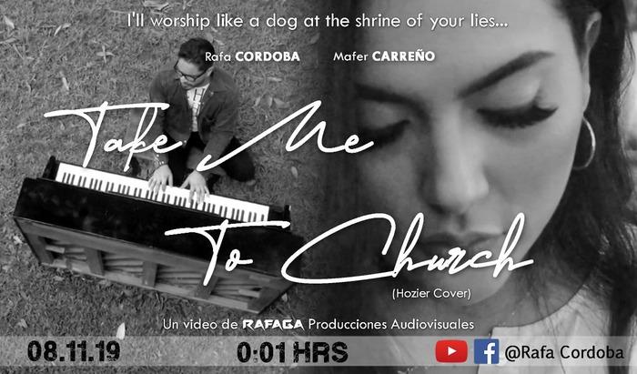 El músico tuxtepecano Rafa Córdoba estrenará nuevo video junto a Mafer Carreño