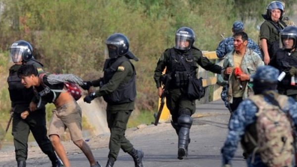 Enfrentamientos en Bolivia dejan 5 muertos y 22 heridos