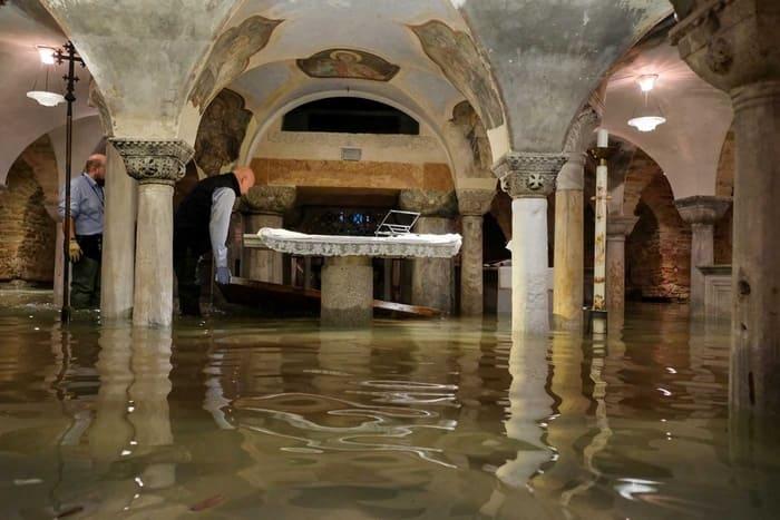 venecia inundación (4)