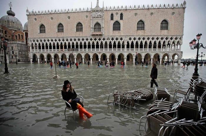 venecia inundación (5)