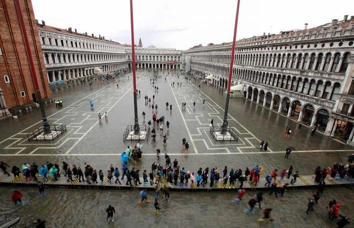 venecia inundación (6)