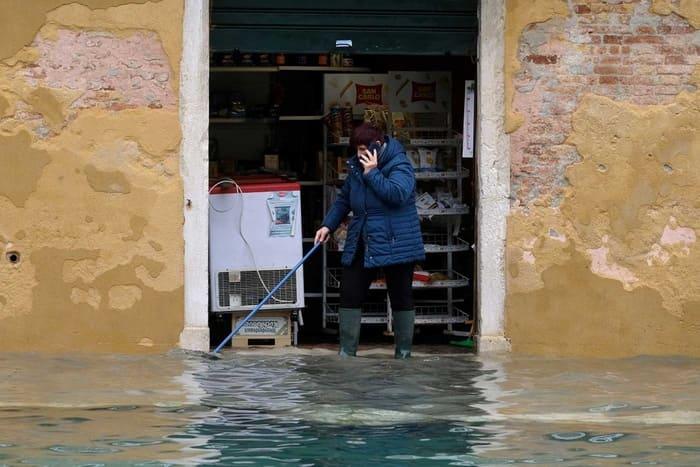 venecia inundación (7)