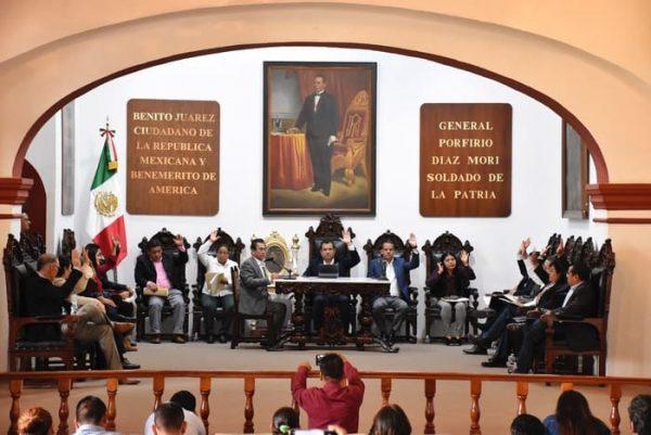 Aprueba Cabildo de Oaxaca de Juárez el Presupuesto de Egresos 2020