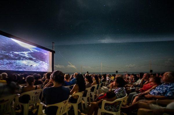 Inició el Festival del Puerto, Encuentro de Cine Contemporáneo: Seculta