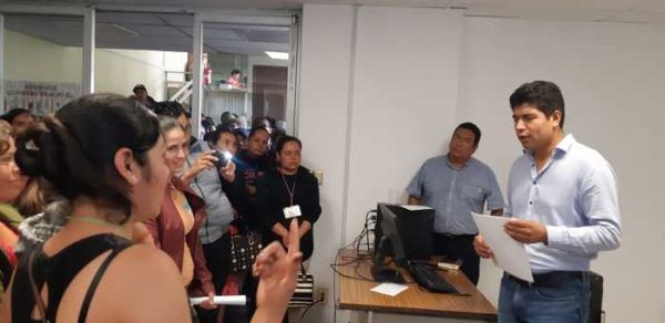 """Por irregularidades, en Oaxaca cancelan registro de empresas que tenían becarios de """"Jóvenes construyendo el futuro"""""""