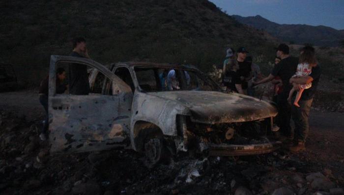 Hay 7 detenidos por ataque a familia LeBarón: FGR