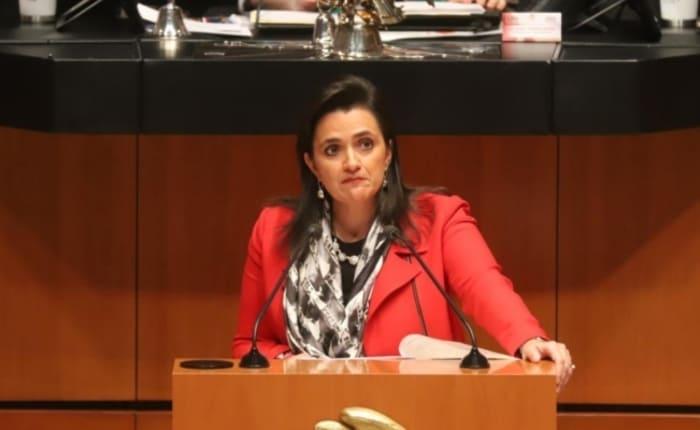 Senado elige a Margarita Ríos-Farjat como ministra de Suprema Corte