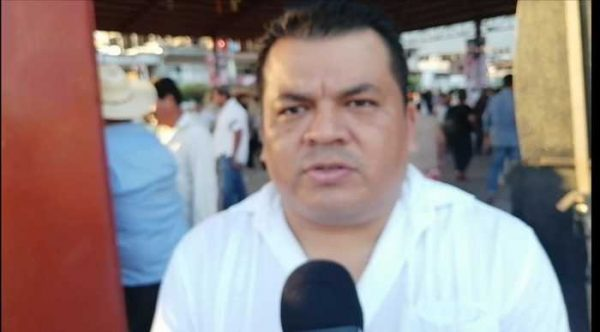 Afirma Pedro Escárcega que en Jocotepec el proceso de entrega recepción va sin contratiempo