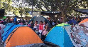 Sin clases a miles de alumnos, maestros del nivel de Educación Indígena adheridos a la sección 22