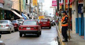 Reforzarán seguridad en el centro de Tuxtepec, para evitar robos y asaltos
