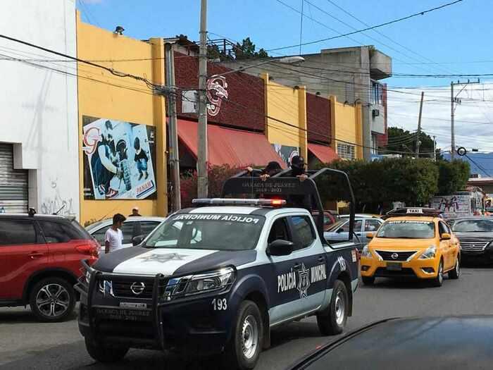 Asaltan a establecimiento en Oaxaca