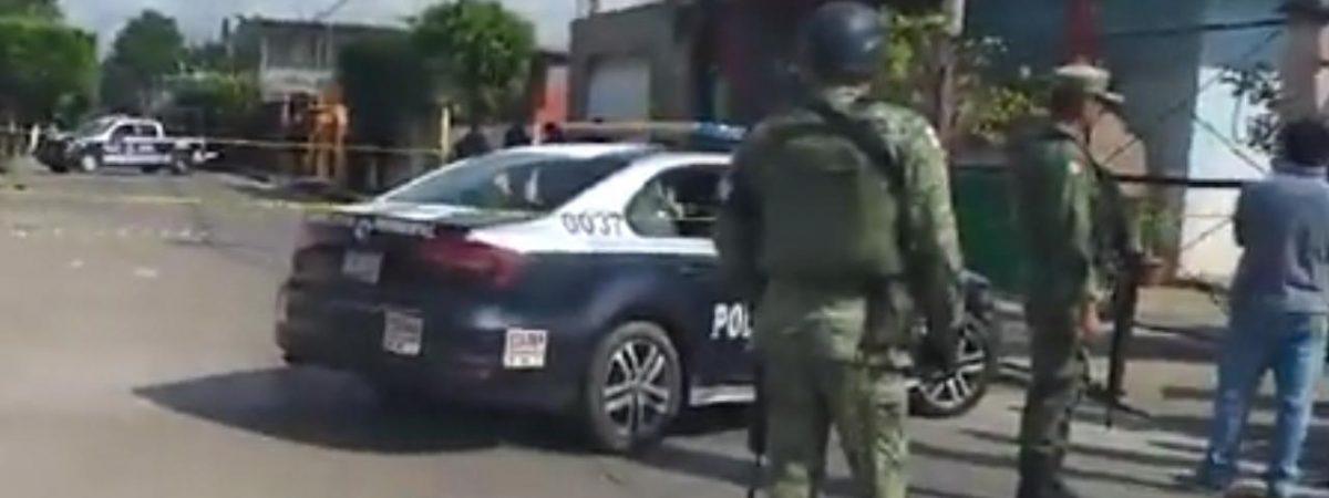 Ejecutan a un hombre dentro de su vehículo en Tuxtepec