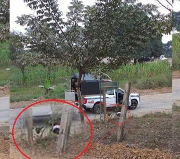 Dos muertos dejó ataque armado sobre la carretera a Ojitlán