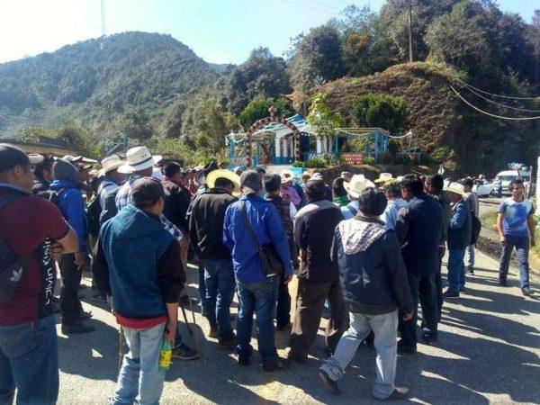 Amenaza estallido social en San Lucas Zoquiapam