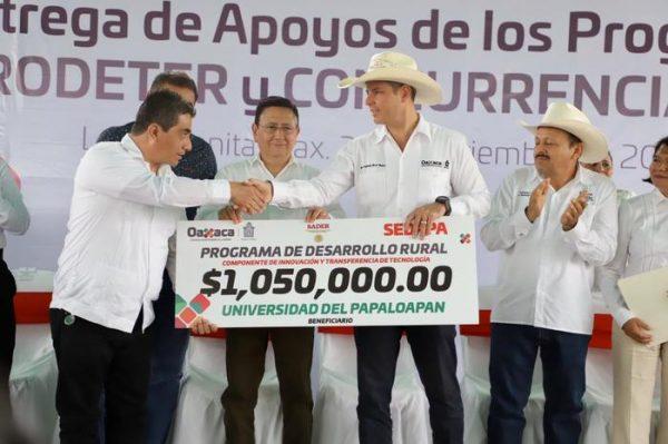El campo de la Cuenca es la tierra más rica del país: AMH