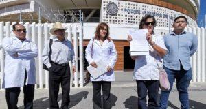 Se amparan médicos de Oaxaca, contra ley del aborto