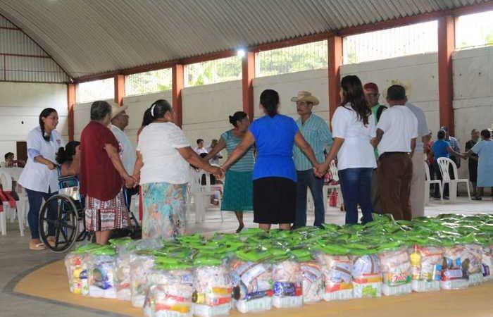El programa de asistencia alimentaria del DIF Estatal, atiende a Chiltepec