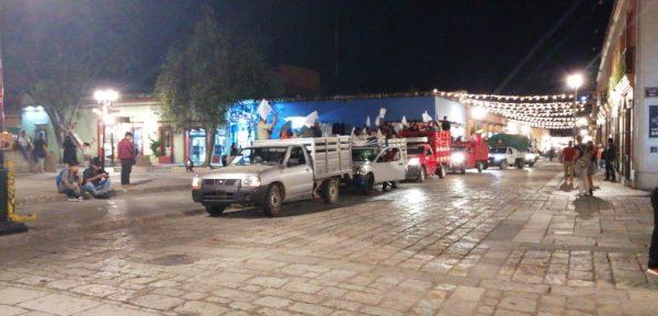Repudio total al gobernador, por usar la violencia contra los indígenas: Habitantes de Yaitepec